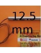 Candelette Cilindriche  oltre 10 mm diametro