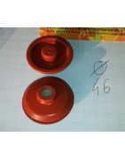 Rubber Stoppers for Tangential Fans